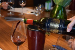 "Verkostung des ""Grand Vin"" Château Palmer"
