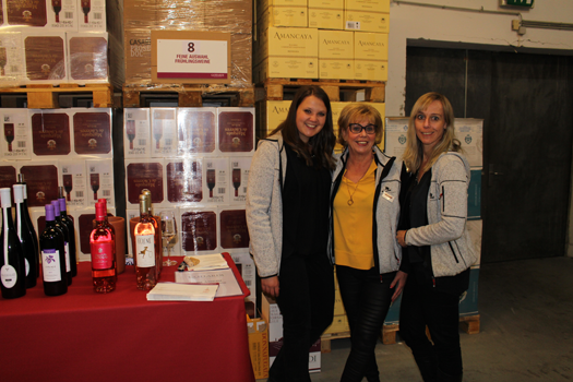 Gottardi-Ladys x 3: Bianca Weirather, Eva Schmid-Haller und Katrin