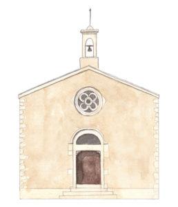 Benannt nach der Kapelle, in der er zur Vollendung reift: der La Chapelle