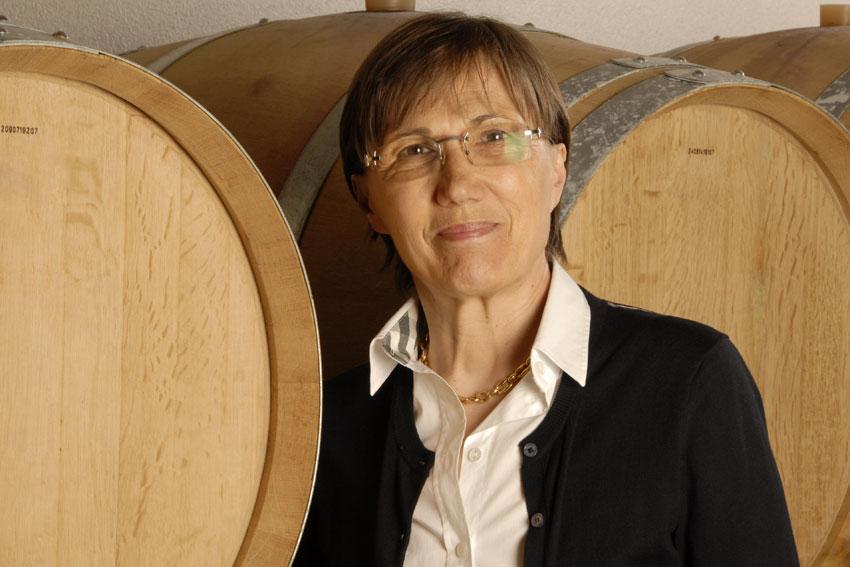 Maria Borio steht für beste Piemonteser Wein-Spezialitäten.©cascinacastlét
