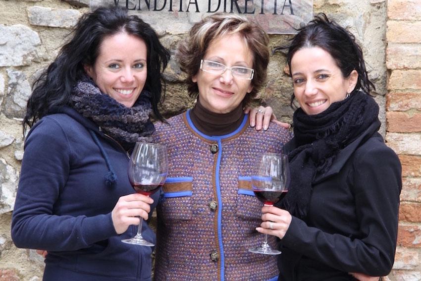 Familie Ciacci von Collosorbo.