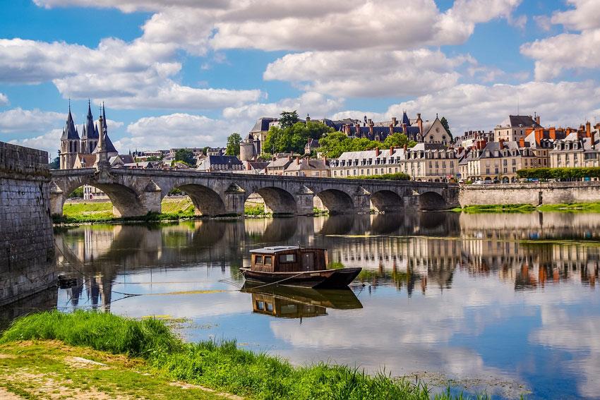 Optisch ein Augenschmaus und geschmacklich ein Fest für Weißwein-Liebhaber: das Weinbaugebiet an der Loire.