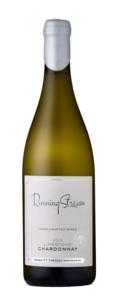 Eine Flasche Chardonnay vom Weingut Running Stream.